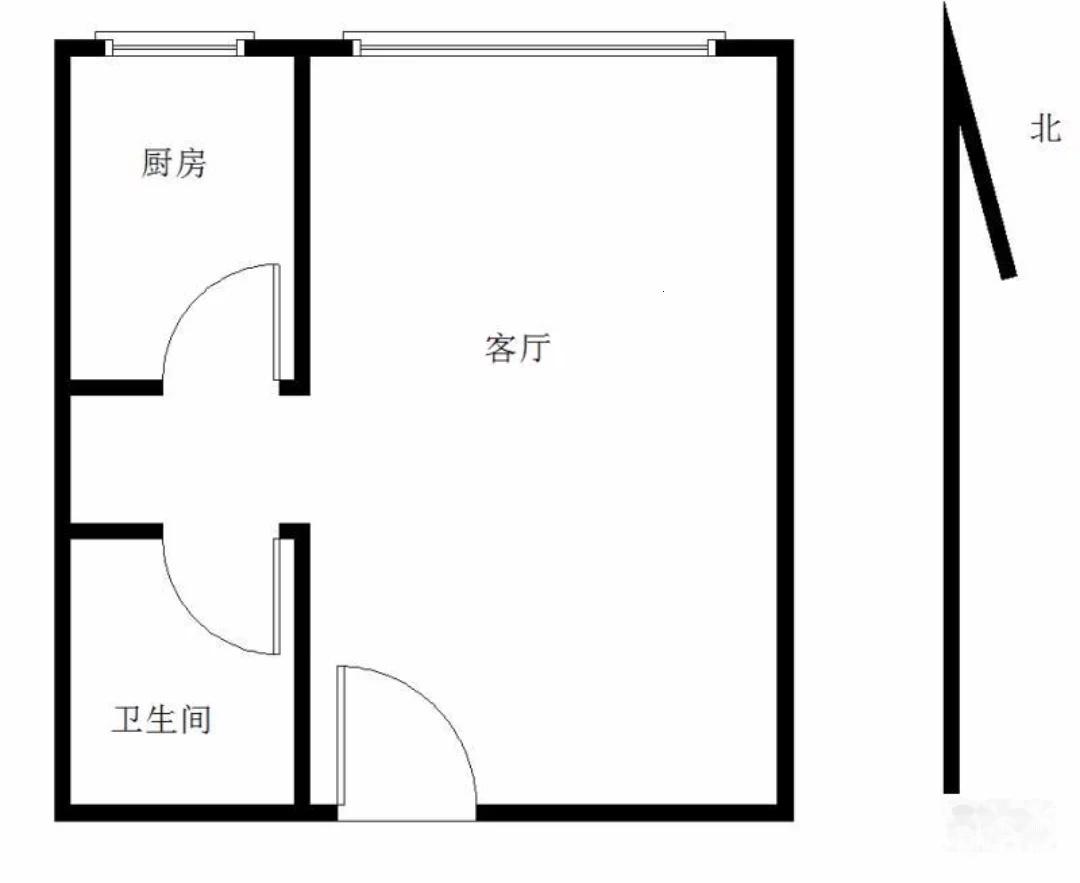 北京高鑫家园二室南精装修普通住宅整租-北京搜狐焦点