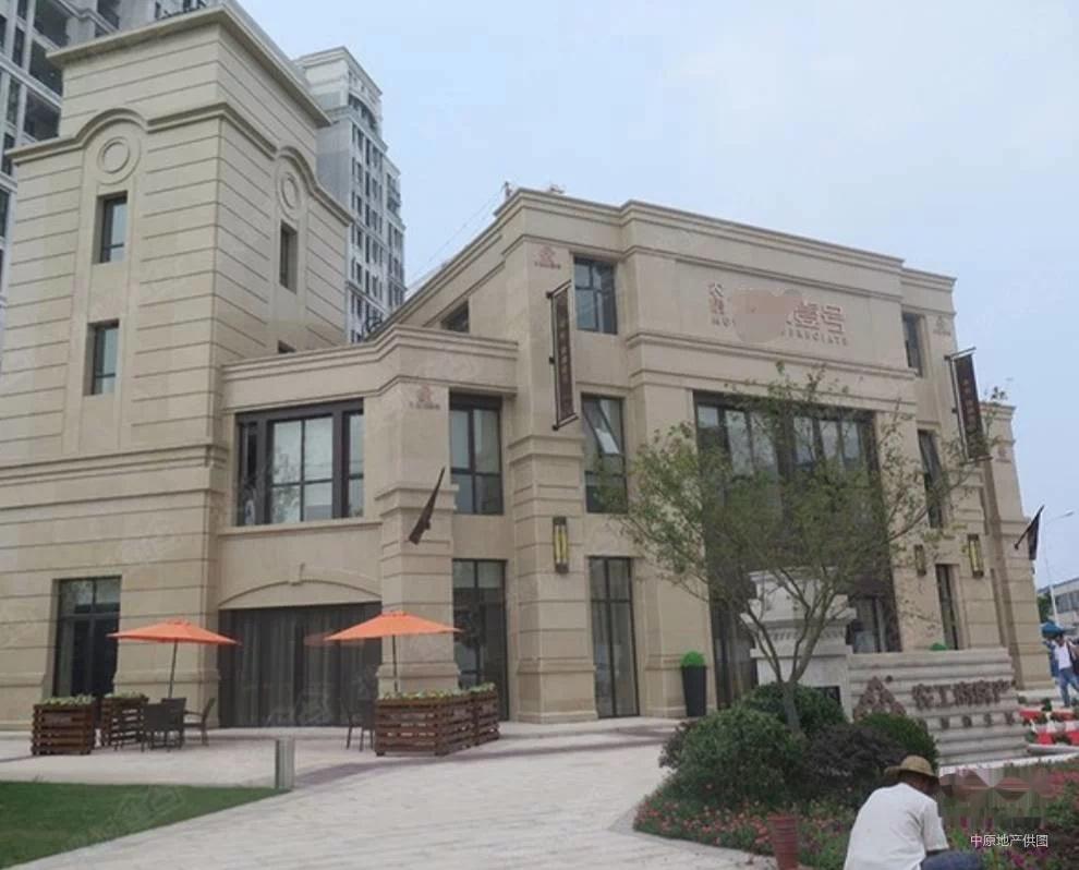 浦东区临街1138平米三层售楼处整体出售,十字路口位置图片